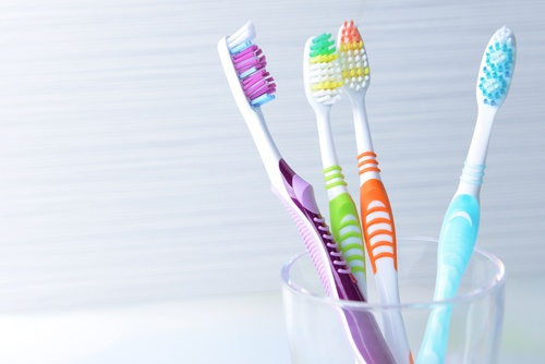 toothbrush - plastic products